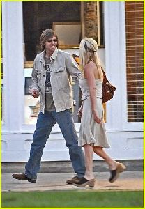 Actor Jim Carrey picture: Jim Carrey Jenny Mccarthy holding hands