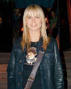Heidi Klum : Timba Loca Event