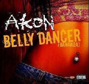 AKON : Akon - Belly Dancer Bananza - CD cover