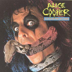 ALICE COOPER : Constrictor