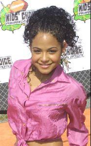 CHRISTINA MILIAN : 16th Annual Nickelodeon Kids Choice Awards