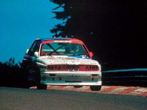 BMW : 1990 BMW M3 Group A2