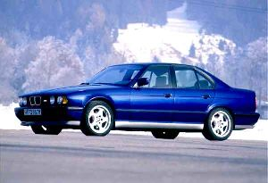 BMW : 1994 BMW E34 M5 1