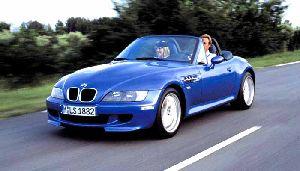 BMW : 1998 BMW Z3 M Roadster 1