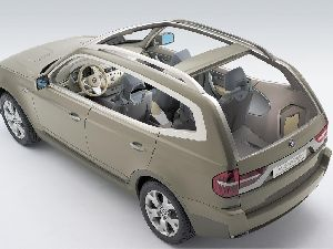 BMW : 2003 BMW x Activity Concept1