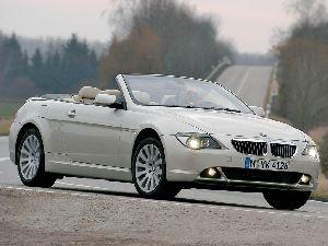 BMW : 2004 BMW 645 Ci Convertible1