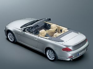 BMW : 2004 BMW 645 Ci Convertible3