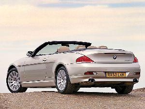 BMW : 2004 BMW 645 Ci Convertible4