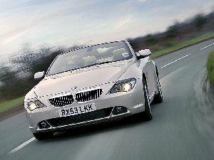 BMW : 2004 BMW 645 Ci Convertible5