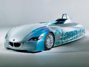 BMW : 2004 BMW H2R Concept1