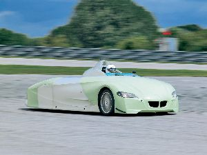 BMW : 2004 BMW H2R Concept3