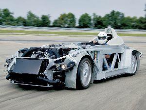 BMW : 2004 BMW H2R Concept5