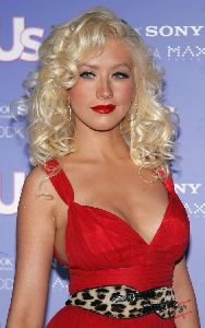 Christina Aguilera : christina aguilera hot hollywood big