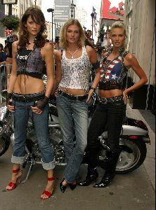 Heidi Klum : heidi klum biker 6 big