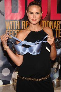 Heidi Klum : heidi klum body bra 2 big