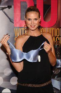 Heidi Klum : heidi klum body bra 4 big