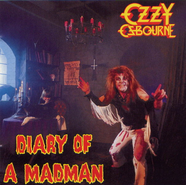 Vote for this picture ozzy osbourne diary of a madman album cover