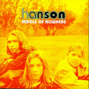 hanson album cover