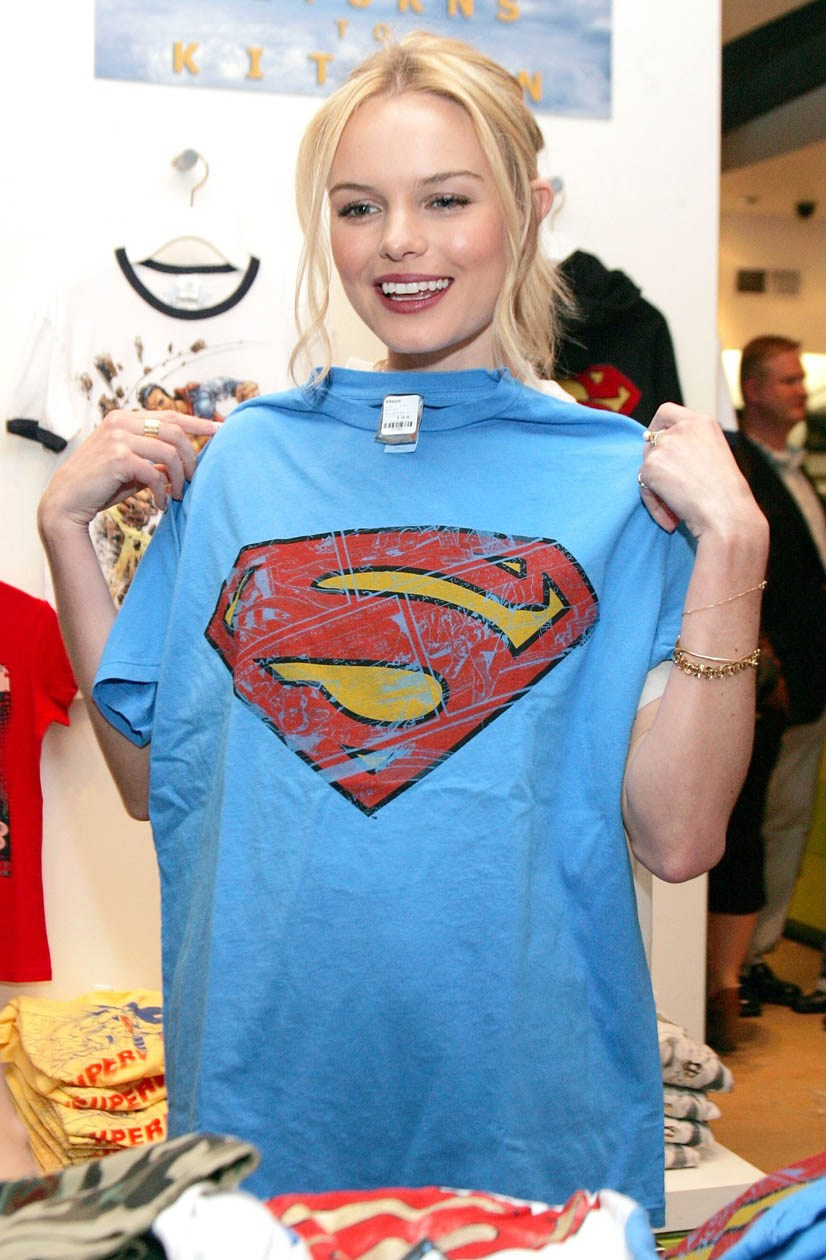 Sexy Kate Bosworth Superman pictures - picture uploaded by