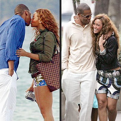 Beyonce   on Beyonce Knowles And Jay Z Kissing And Hugging   Picture Uploaded By