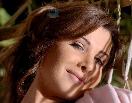 nancy ajram : nancy wallpaper of a video clip shoot scene