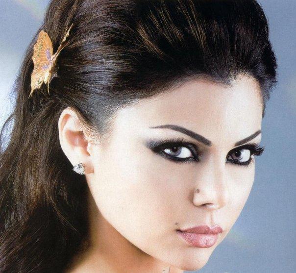 haifa wehbe haifa face profile desktop wallpaper picture uploaded