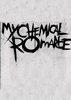 MY CHEMICAL ROMANCE : my chemical romance album cover