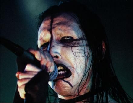 Click Here for More Marilyn Manson Pictures