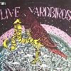 The Yardbirds Live Yardbirds feat Jimmy Page album cover