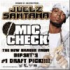 Juelz Santana Mic Check single cover