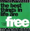 Luther Vandross The best things in life are free single cover