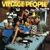 The Village People Fox on the box 1982 album cover