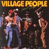 The Village People Live and sleazy 1979 album cover