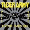 Tiger Army 3 Ghost tigers rise album cover