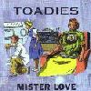 : Toadies mister love single cover