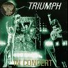 Triumph King Biscuit Flower Hour  In Concert  album cover