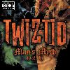 Twiztid Man s Myth Vol. 1 album cover