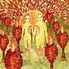 Of Montreal The Sunlandic Twins album cover