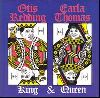 Otis redding king and queen album cover