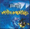 The Pharcyde Instrumentals album cover