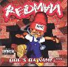 Redman Doc s da name 2000 album cover