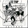 : ZZ Top - Antenna album cover