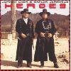 Johnny Cash and Waylon Jennings - Heroes album cover