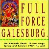 The Mountain Goats - Full Force Galesburg album cover