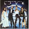 The Manhattan Transfer - The Manhattan Transfer Live album cover