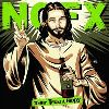 NOFX - Never Trust a Hippy album cover