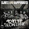 Nappy Roots - 90 in the slow lane album cover