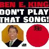 Ben E. King - Don t play that song album cover