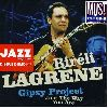 Bireli Lagrene - Gipsy Project all of me album cover
