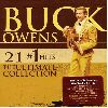 Buck Owens - 21  1 hits the ultimate collection album cover